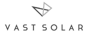 Vast Solar logo